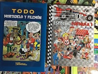 Cómics Mortadelo y Filemón  Majadahonda, 28220