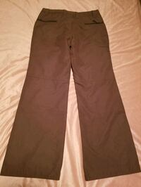 Black mountain lined pants
