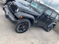 2017 Jeep Wrangler 100 down