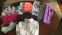 Ivivva lot size 10-12 Whitby, L1N 2X3