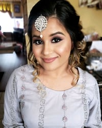 Party/Bridemaids Makeup special 50$(Home Service) Caledon