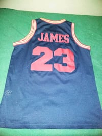 Hard to find rare James jersey
