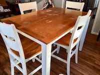 High top kitchen table  Indian Trail, 28110