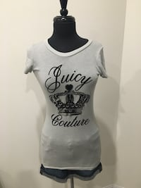 Juicy couture top size XS