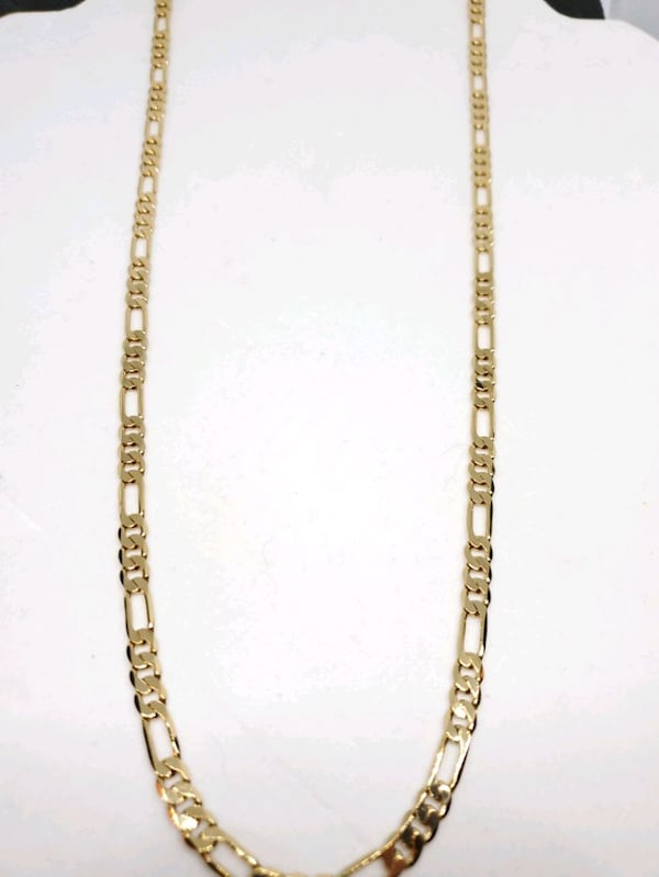 14k Gold Filled Figaro Link Chain a8eb6cd9-3327-4784-95d5-a09309e8f9d8