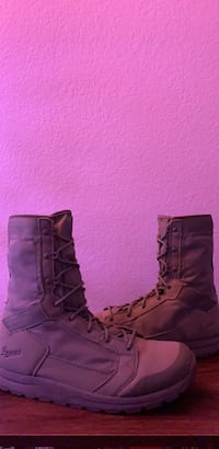 Sage Green Military Boots Las Vegas, 89147