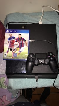 Ps4 for sale still have box and accessories , control comes with charger and i barely play it Manassas, 20110