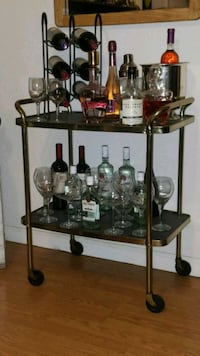 Bar cart and accessories  Vallejo, 94590