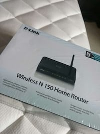 d-link wireless n 150 home router Mississauga, L5M 7J9