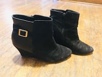 Women's wedge shoes size 9 1/2 Lincoln