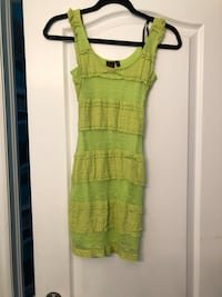 Neon Material Girl Dress Oakville, L6L 6W5