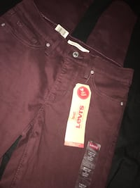 BRAND NEW LEVIS WITH TAGS 15$ each of bought today