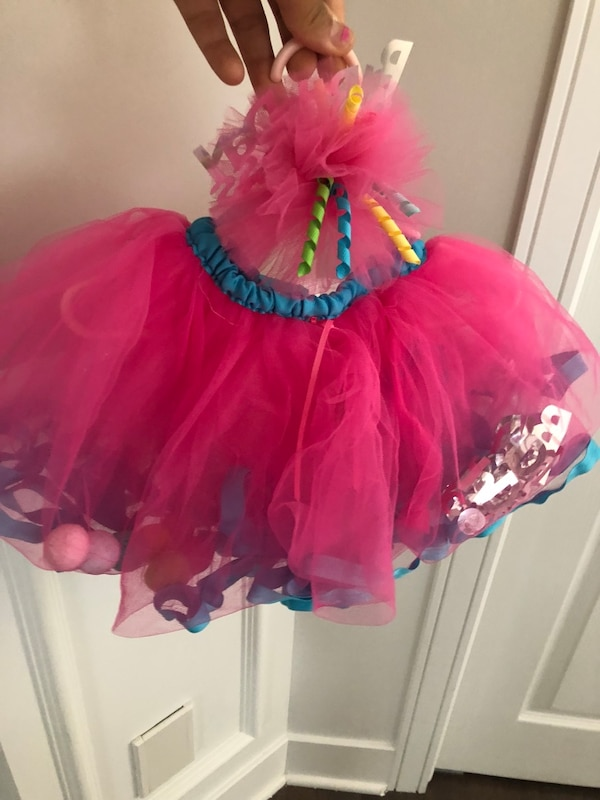Used Mud Pie Birthday Outfit For Sale In Laval