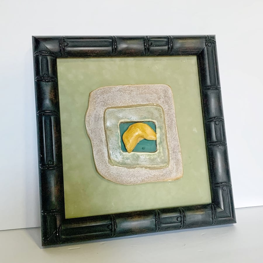 Framed Fortune Cookie Wall Art