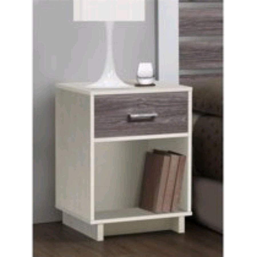 Headboard and nightstands  a1d99aff-25c6-42e7-bc7b-5be90d060e8e
