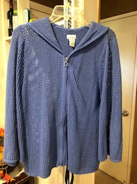 Jaclyn Smith Jacket Size-L Rockville, 20853