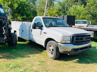 2004 Ford Service Truck Chattanooga