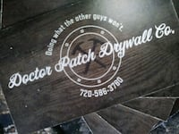Drywall repair Doctor Patch @  [TL_HIDDEN]  Longmont