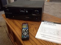 """DENON AVR-2805/985 , Remote Control & Owners Manual """" Perfect Working Condition"""" Colorado Springs, 80918"""