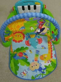 Fisher's price piano gym mat Burlington, L7P 1H1