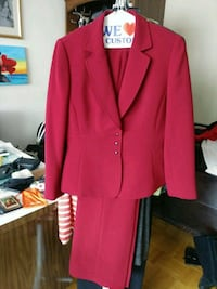 Women suit with a paints,  Toronto, M2M 4L9