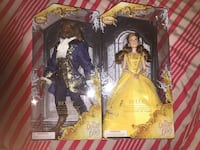 Disney Princess Beauty and the Beast Film Collection Beast & Belle New York, 11373