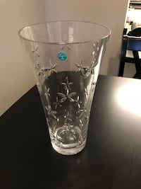 Tiffany's crystal vase Arlington, 22201