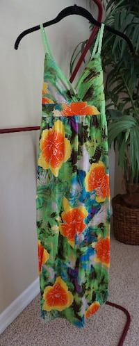 Floral Summer Dress Chino Hills