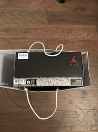 Jordan 6 size 10 with receipt!!!!!!!