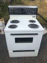 GE General Electric Oven / Stove