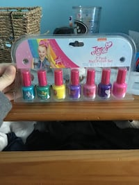 JoJo Siwa 7 Pack Nail Polish Set Baltimore, 21219