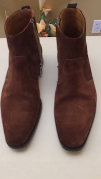 Pair of Paul Smith Designer suede boots