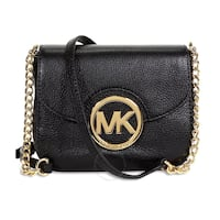 Black Michael Kors MK crossbody bag Boston, 02134