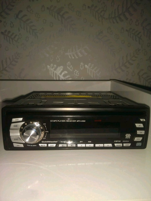 Goldmaster 2060 CD MP3 Radyo Oto Teyp