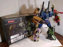 War for Cybertron Bruticus