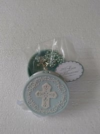 Rosary with porcelain container Garden Grove, 92840