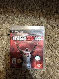 NBA 2K14 PS3 Surrey, V3S 7W7