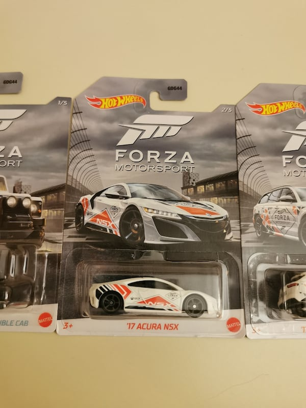 Hot Wheels Forza Motorsport 4