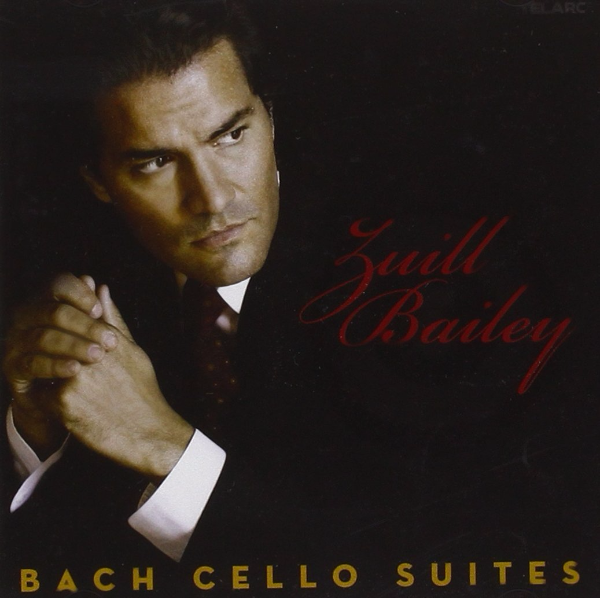 Bach Cello Suites - Zuill Bailey (2 CD set) Vienna, VA 22182, USA