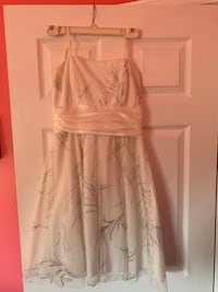 White Sparkly Formal Dress Brampton, L6Y 3P9