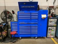 US General Full Assembly Toolbox Reston