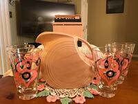 Libby ,Westinghouse and Fiesta Ware Derby, 06418