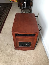 Large room infrared heater