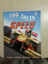 100 Facts About Speed Barrie, L4M 7J9
