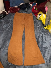 Vintage bellbottom pants