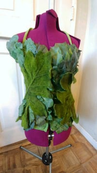 Leaf fairy elf corset Los Angeles, 91352