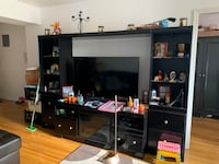 TV Stand with Electric Fireplace - NEEDS TO GO BY WED DEC 11 New York, 11375