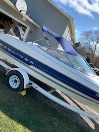 Bayliner 17 ft