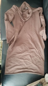 Turtle neck dress strl M Göteborg, 417 49