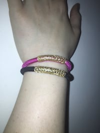 New set of 2 stretch bracelets-$1 Hyattsville, 20784